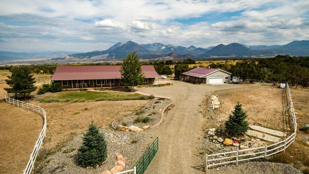Photo of 960 Klaseen Road, Crawford, CO 81415 (MLS # 20204781)