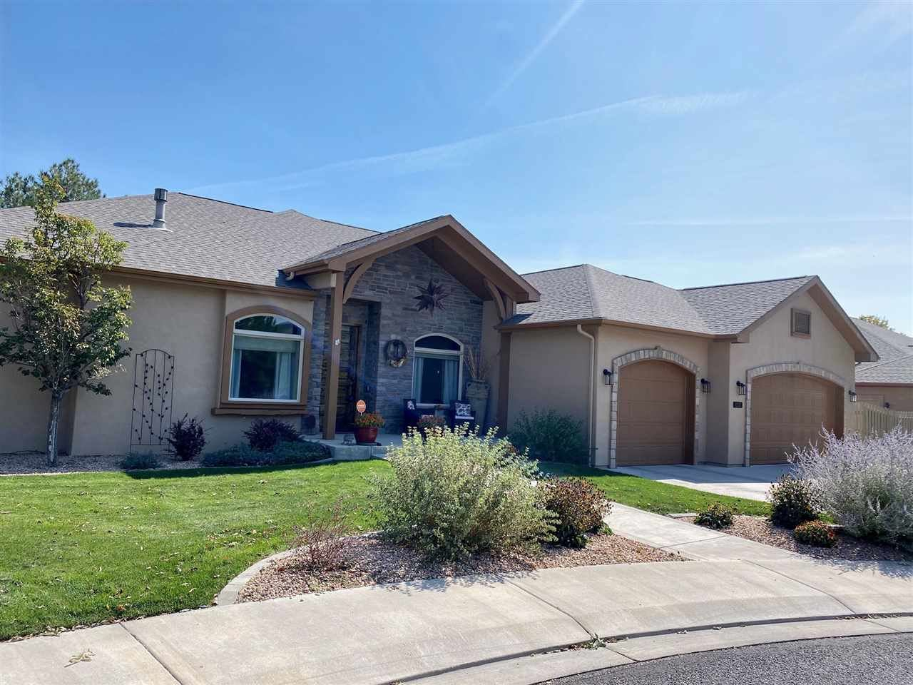 Photo of 3530 Woodgate Drive, Grand Junction, CO 81506 (MLS # 20204796)