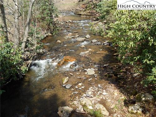 Photo of TBD Creek Road, Boone, NC 28607 (MLS # 223103)