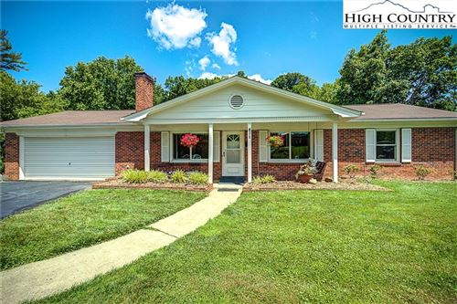 Photo of 380 Chestnut Drive, Boone, NC 28607 (MLS # 231150)
