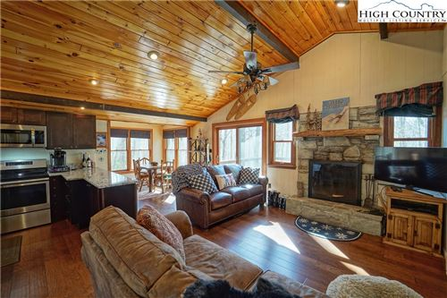 Tiny photo for 155 Teaberry Trail, Beech Mountain, NC 28604 (MLS # 228272)