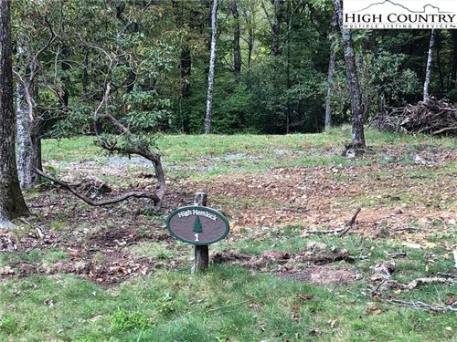 Photo of Lot 1 High Hemlock Drive, Blowing Rock, NC 28605 (MLS # 224813)