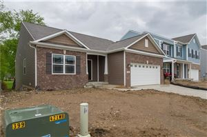 Photo of 9106 Tansel Creek, Indianapolis, IN 46234 (MLS # 21615059)
