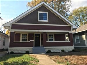 Photo of 4118 Rookwood, Indianapolis, IN 46208 (MLS # 21615086)