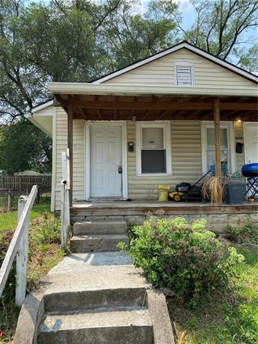 Photo of 1556 Harlan Street, Indianapolis, IN 46203 (MLS # 21821258)