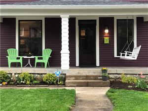 Photo of 1202 North Oxford, Indianapolis, IN 46201 (MLS # 21606420)