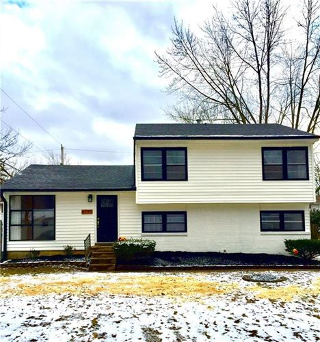 Photo of 6129 East 43rd Street, Indianapolis, IN 46226 (MLS # 21761453)