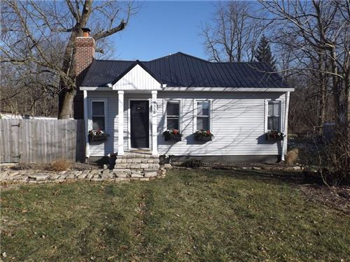 Photo of 9356 North 300 E Road, Morristown, IN 46161 (MLS # 21761508)