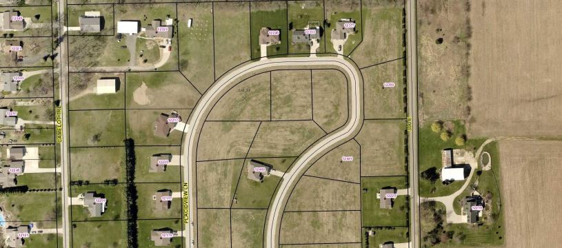 Photo of TBD Lot 45 Placidview Lane, Syracuse, IN 46567 (MLS # 202101335)