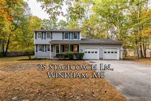 Photo of 25 Stagecoach Lane, Windham, ME 04062 (MLS # 1436053)