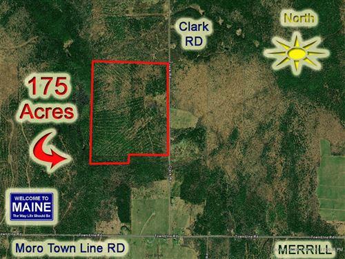 Tiny photo for L-9,11c12 Clark Road, Merrill, ME 04780 (MLS # 1410157)