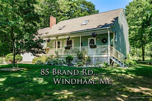 Photo of 85 Brand Road, Windham, ME 04062 (MLS # 1464233)