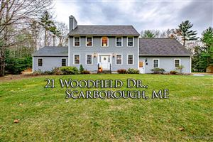 Photo of 21 Woodfield Drive, Scarborough, ME 04074 (MLS # 1439249)