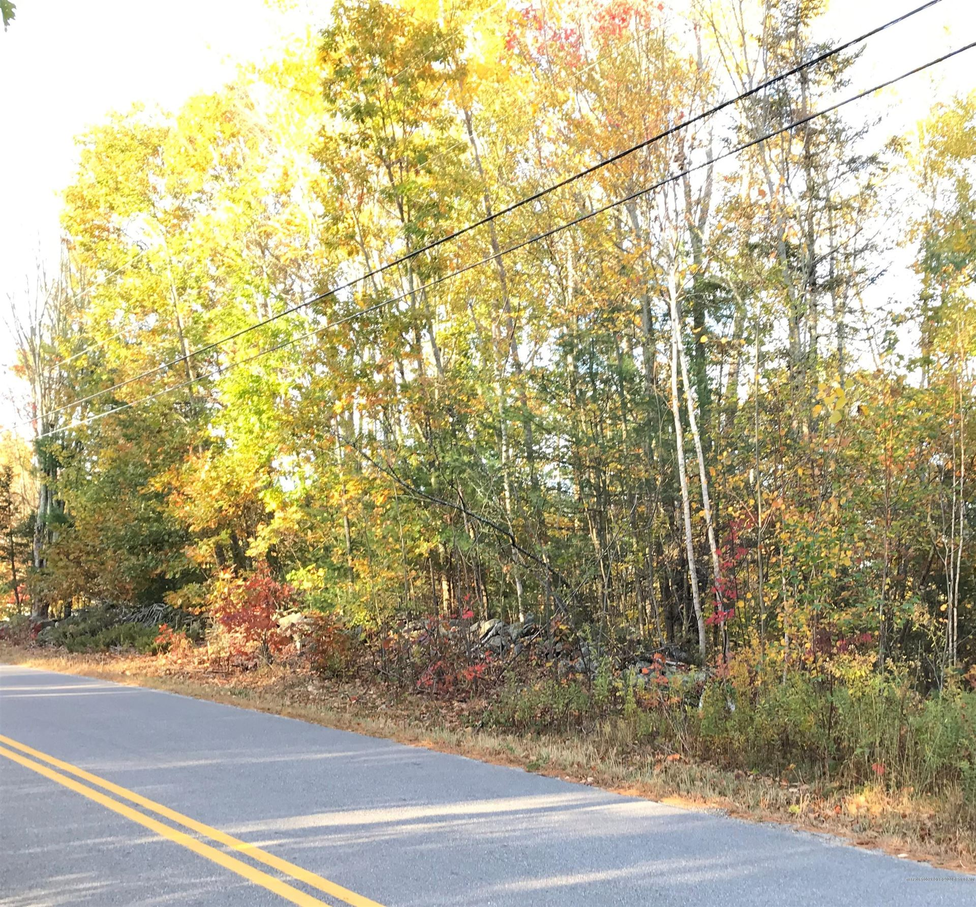 Photo for 137 Hunts Meadow Road, Pittston, ME 04345 (MLS # 1341475)