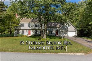 Photo of 19 Stormy Brook Road, Falmouth, ME 04105 (MLS # 1435519)