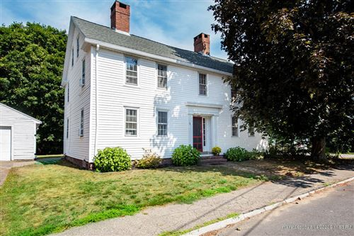Photo of 30 Young Street, South Berwick, ME 03908 (MLS # 1464631)