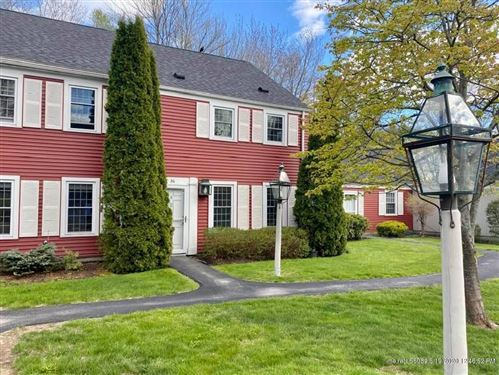 Photo of 36 Colonial Village #36, Falmouth, ME 04105 (MLS # 1452720)