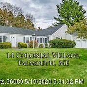 Photo of 14 Colonial Village #14, Falmouth, ME 04105 (MLS # 1452727)