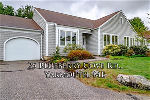 Photo of 25 Blueberry Cove #25, Yarmouth, ME 04096 (MLS # 1413799)