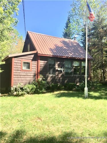 Photo of 1647 Kennebago River RD, Stetsontown Township, ME 04970 (MLS # 1376935)