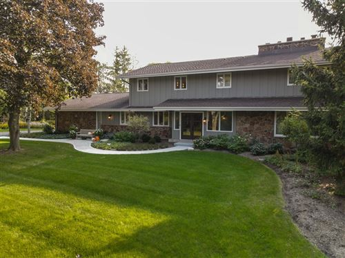 Photo of 10146 N Range Line Rd, Mequon, WI 53092 (MLS # 1710114)