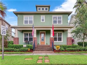 Photo of 8320 LOWER PERSE CIRCLE, ORLANDO, FL 32827 (MLS # O5806132)