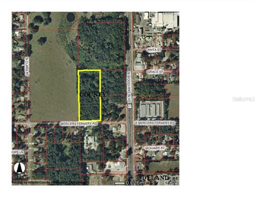 Photo of N MERCERS FERNERY BOULEVARD, DELAND, FL 32724 (MLS # V4700208)