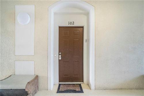 Photo of 7671 COMROW STREET #102, KISSIMMEE, FL 34747 (MLS # O5903238)