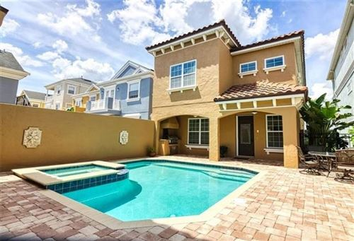 Photo of 7411 EXCITEMENT DRIVE, REUNION, FL 34747 (MLS # S5044416)