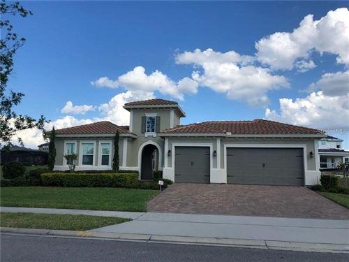 Photo of 16820 BROADWATER AVENUE, WINTER GARDEN, FL 34787 (MLS # S5046537)