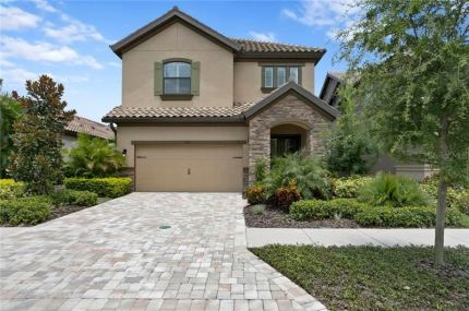 Photo for 1381 MARINELLA DRIVE, PALM HARBOR, FL 34683 (MLS # U8054564)