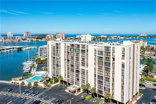 Photo of 255 DOLPHIN POINT #605, CLEARWATER, FL 33767 (MLS # T3335811)
