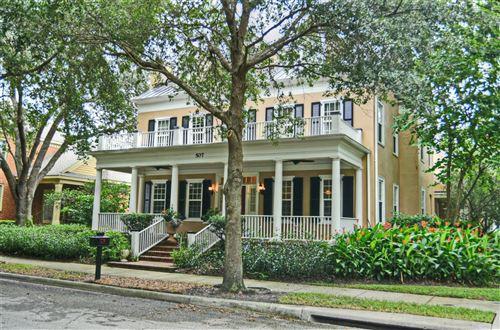 Photo of 507 LONGMEADOW STREET, CELEBRATION, FL 34747 (MLS # O5945920)