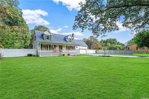 Photo of 147 Halsey Manor Road, Manorville, NY 11949 (MLS # 3354235)