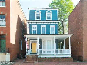 Photo of 146 DUKE OF GLOUCESTER ST, ANNAPOLIS, MD 21401 (MLS # AA10035047)