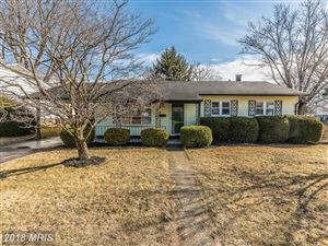 Photo of 902 YOUNG PL, FREDERICK, MD 21702 (MLS # FR10160291)