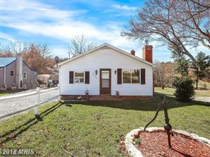 Photo of 5640 BARTONSVILLE RD, FREDERICK, MD 21704 (MLS # FR10169347)
