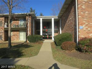 Photo of 205 VICTOR PKWY #B, ANNAPOLIS, MD 21403 (MLS # AA10125385)