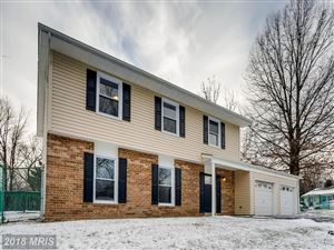 Photo of 1935 STONE CASTLE DR, SEVERN, MD 21144 (MLS # AA10134401)