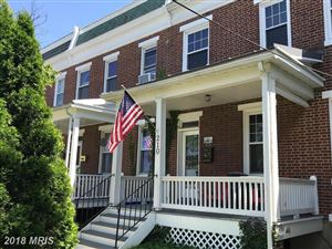 Photo of 210 8TH ST, FREDERICK, MD 21701 (MLS # FR10270403)
