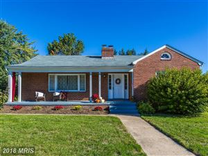 Photo of 117 FREDERICK AVE, FREDERICK, MD 21701 (MLS # FR10177540)