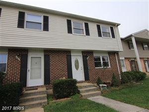 Photo of 478 CORNELL CT, GLEN BURNIE, MD 21061 (MLS # AA10099596)