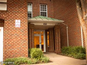 Photo of 4310 CANNON RIDGE CT #J, FAIRFAX, VA 22033 (MLS # FX10107651)
