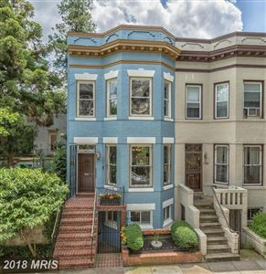 Photo of 1748 CHURCH ST NW, WASHINGTON, DC 20036 (MLS # DC10323671)