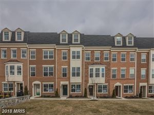 Photo of 7163 MACON ST, FREDERICK, MD 21703 (MLS # FR10146672)