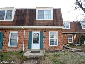 Photo of 1825 ARWELL CT, SEVERN, MD 21144 (MLS # AA10133703)