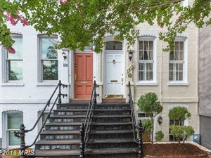 Photo of 1416 35TH ST NW, WASHINGTON, DC 20007 (MLS # DC10322765)