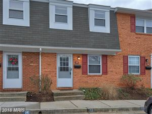 Photo of 12 HERITAGE CT, ANNAPOLIS, MD 21401 (MLS # AA10104796)