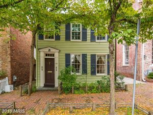Photo of 1314 34TH ST NW, WASHINGTON, DC 20007 (MLS # DC10063817)