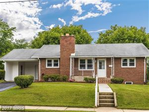 Photo of 326 REDWOOD AVE, FREDERICK, MD 21701 (MLS # FR9962943)